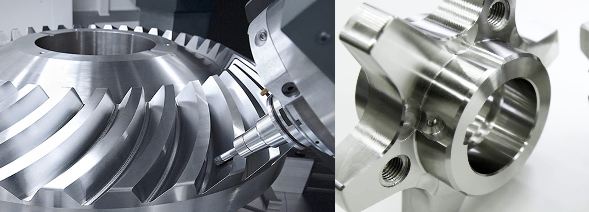 5 - AXIS CNC MACHINING